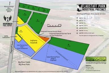 Flagstaff Park Industrial Precinct, 203 Flagstaff Road White Sands SA 5253 - Floor Plan 1