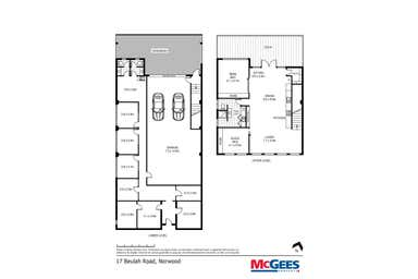 17 Beulah Road Norwood SA 5067 - Floor Plan 1