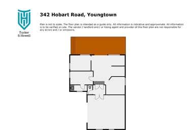 342 Hobart Road Youngtown TAS 7249 - Floor Plan 1