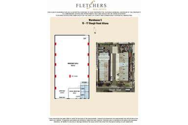 5/15-17 Slough Road Altona VIC 3018 - Floor Plan 1