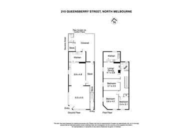 210 Queensberry Street Carlton VIC 3053 - Floor Plan 1