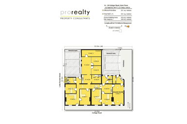 14-18 COLLEGE ROAD Kent Town SA 5067 - Floor Plan 1