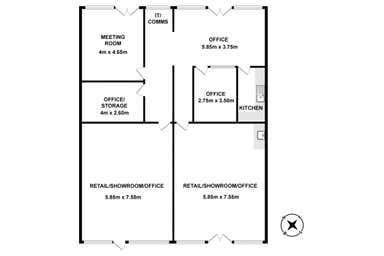 Suites 15&16/8 Tuck Street Moorabbin VIC 3189 - Floor Plan 1