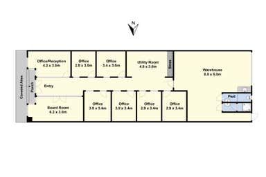 37 Pakington Street Geelong West VIC 3218 - Floor Plan 1