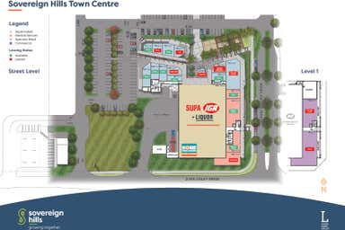 Sovereign Hills Town Centre, 15 Chancellors Drive Port Macquarie NSW 2444 - Floor Plan 1