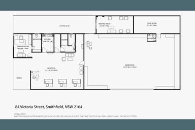 84 Victoria St Smithfield NSW 2164 - Floor Plan 1