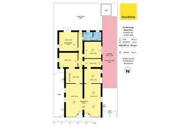 303 The Parade Beulah Park SA 5067 - Floor Plan 1
