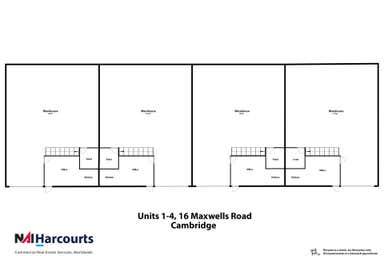 Unit 3, 16  Maxwells Road Cambridge TAS 7170 - Floor Plan 1