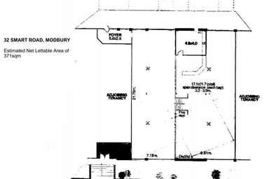 Sun Blinds, 1/32 SMART ROAD Modbury SA 5092 - Floor Plan 1