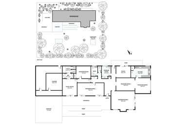 2-4 Webster Avenue Croydon VIC 3136 - Floor Plan 1