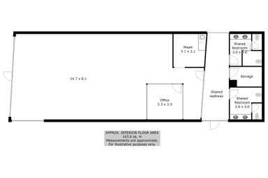 1/1 Birallee Place West Wodonga VIC 3690 - Floor Plan 1