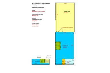 44 Atchison Street Wollongong NSW 2500 - Floor Plan 1