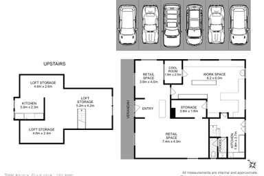 3 Gregory Street Sandy Bay TAS 7005 - Floor Plan 1