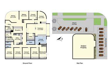 1, 2 & 6/122 Burdoo Drive Grovedale VIC 3216 - Floor Plan 1
