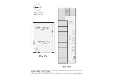 10/7 Cannery Court Tyabb VIC 3913 - Floor Plan 1