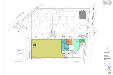 Woolworths Bomaderry, 320 Princes Highway Bomaderry NSW 2541 - Floor Plan 1