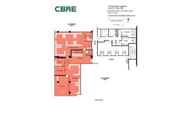 Suite 1002, 147 Pirie Street Adelaide SA 5000 - Floor Plan 1