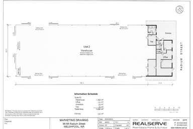 Unit 2, 96-98 Radium Street Welshpool WA 6106 - Floor Plan 1