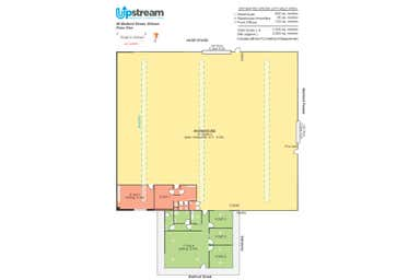 90 Bedford Street Gillman SA 5013 - Floor Plan 1