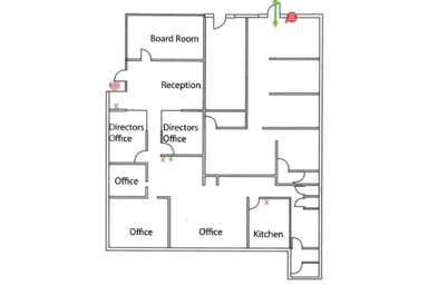 2/1-3 Industrial Avenue Stratford QLD 4870 - Floor Plan 1