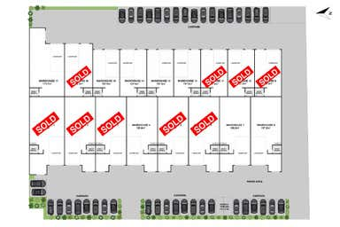 Sovereign Business Park, 28-31 Industrial Place Breakwater VIC 3219 - Floor Plan 1