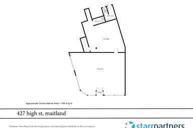 427 High Street Maitland NSW 2320 - Floor Plan 1