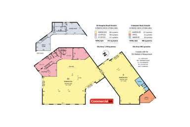 6 & 6A Hampton Road Keswick SA 5035 - Floor Plan 1