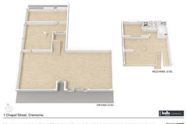 1 Chapel Street Cremorne VIC 3121 - Floor Plan 1