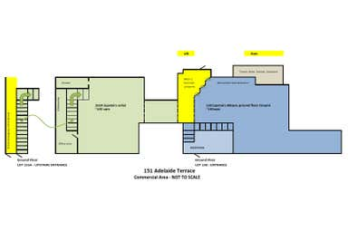 155a&156, 151 Adelaide Terrace East Perth WA 6004 - Floor Plan 1