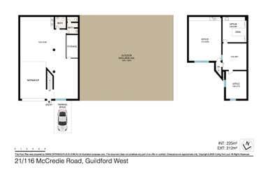 116-118 McCredie Road Guildford NSW 2161 - Floor Plan 1