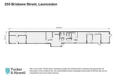 255 Brisbane Street Launceston TAS 7250 - Floor Plan 1