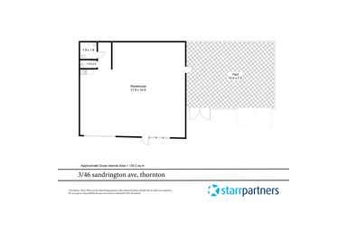 3/46 Sandringham Avenue Thornton NSW 2322 - Floor Plan 1