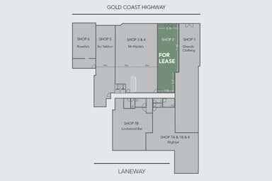 2/1734 Gold Coast Hwy Burleigh Heads QLD 4220 - Floor Plan 1