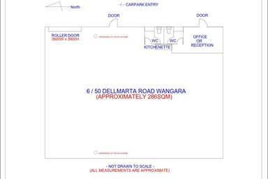 6/50 Dellamarta Road Wangara WA 6065 - Floor Plan 1
