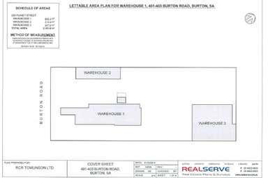 401-403 Burton Road Burton SA 5110 - Floor Plan 1