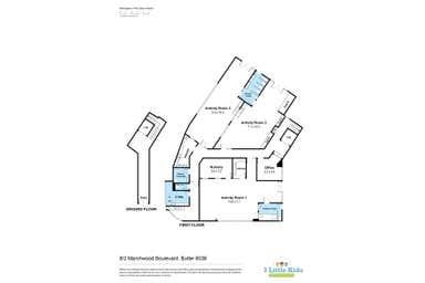 8/2 Marchwood Boulevard Butler WA 6036 - Floor Plan 1