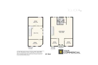 11/541 Boundary Street Spring Hill QLD 4000 - Floor Plan 1