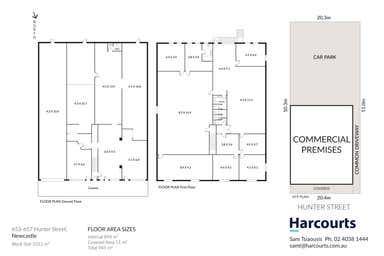 653-657 Hunter Street Newcastle West NSW 2302 - Floor Plan 1