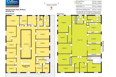 928 North East Road Modbury SA 5092 - Floor Plan 1