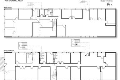 492 Churchill Road Kilburn SA 5084 - Floor Plan 1
