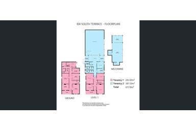 104 South Terrace Adelaide SA 5000 - Floor Plan 1