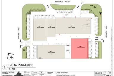 5/156 Kewdale Road Kewdale WA 6105 - Floor Plan 1