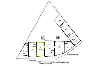 3/129-141 Findon Road Findon SA 5023 - Floor Plan 1