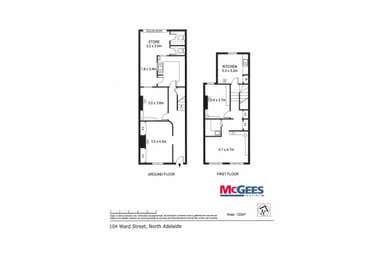 104 Ward Street North Adelaide SA 5006 - Floor Plan 1