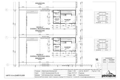 Unit 3, 205  Kennedy Drive Cambridge TAS 7170 - Floor Plan 1
