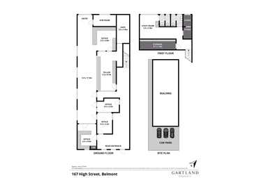 167 High Street Belmont VIC 3216 - Floor Plan 1