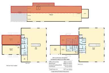 690 South Road Wingfield SA 5013 - Floor Plan 1