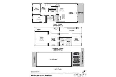 49 Mercer Street Geelong VIC 3220 - Floor Plan 1