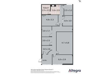 207/396 Scarborough Beach Road Osborne Park WA 6017 - Floor Plan 1
