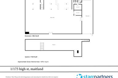 1/175 High Street Maitland NSW 2320 - Floor Plan 1